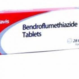 Image for Bendroflumethiazide Tabs 5mg