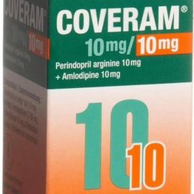 Image for coveram 10mg/10mg