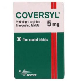 image for coversyl 5mg